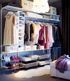 Sácale partido el máximo a tu armario en 10 pasos | Decorar tu casa es facilisimo.com