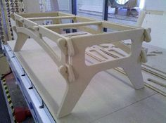 Plywood Furniture, Furniture Projects, Portable Workbench, Cabinet Parts, Drawer Table, Storage Ideas, Solid Wood, Toddler Bed, Hobbies