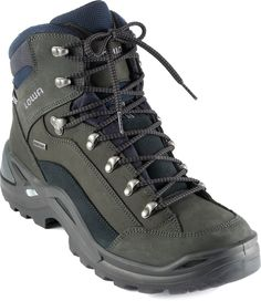 timeless design d0975 64edb  220 Lowa Renegade II GTX Mid Hiking Boots - Men s - Free Shipping at REI.