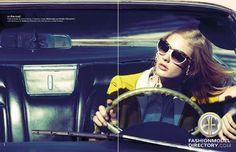 Elle France Fashion editorial