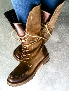 Everyone needs a good pair of boots.