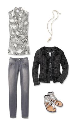 Check out five unique ways to mix and match the Zip Skinny with other cabi items!  My online store is open 24/7 for your shopping pleasure. jeanettemurphey.cabionline.com