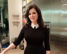 Nigella, Love her cooking and her soothing voice!