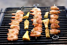 Shrimp is always popular at parties and if you are looking for an easy party appetizers recipe that just needs to grill for a few minutes, these tasty shrimp skewers are ideal. You can either reheat the marinade and serve it as a dipping sauce, serve a chili sauce for dipping or even a cool yogurt or mayonnaise based sauce to contrast with the spicy shrimp appetizer flavor.