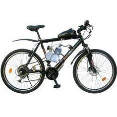 Bicicleta Motorizada 70cc 2t Emb. Centrífugo - Aço Hi-Ten