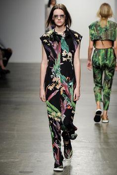 Sfilate Osklen Collezioni Primavera Estate 2015 - Sfilate New York - Moda Donna - Style.it