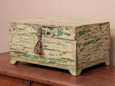 Indian Trinket Chest https://www.scaramangashop.co.uk/item/7542/109/Gifts-For-The-Home/Indian-Trinket-Chest.html