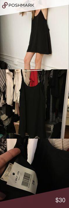 Brandy Melville slip dress Super cute slip dress brand new Brandy Melville Dresses Mini