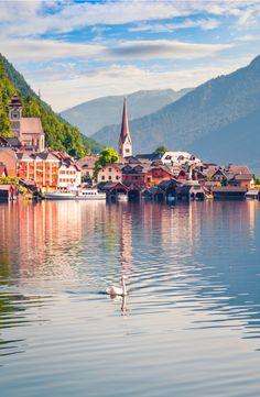 Hallstatt o el pueblo más bonito según Instagram. ¿Organizamos el viaje a Austria?