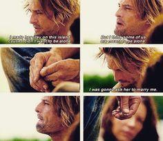 Poor Sawyer and Juliet!