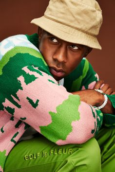 Tyler The Creator for Fast Company on Behance Tyler The Creator Fashion, Golf Tyler, Tyler The Creator Wallpaper, Odd Future, Hip Hop, Mode Streetwear, Flower Boys, Poses, Celebrity Dads