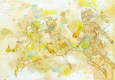 e n i g m a by みきぐち | CREATORS BANK http://creatorsbank.com/chidoridama/works/281409