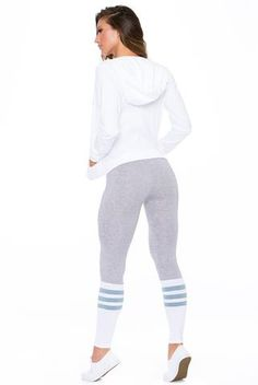 It's not just a look. Bombshell Sportswear ~ high quality, super sexy workout wear created and designed in Los Angeles. Sock Leggings, Workout Leggings, Leggings Sale, Unicorn Leggings, Sports Leggings, Printed Leggings, New Orleans Saints, Spandex Pants, Colorful Socks