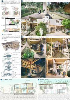 Interior Design Presentation, Project Presentation, Presentation Boards, Co Housing, Arch Interior, Environment Concept Art, Affordable Housing, Architecture Plan, Layout Design