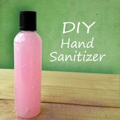 We will make homemade organic hand sanitizer to bring home for the summer.