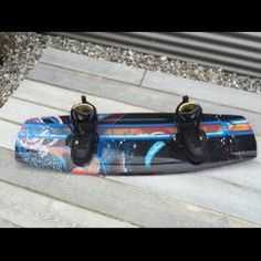 Wakeboard Liquid-Force Watson 139 Hybrid