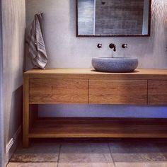 Apaiser sink, Mark Tuckey vanity. Bowral, Suzanne Gorman.
