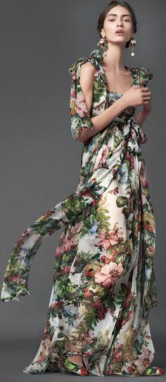 Dolce and Gabbana via http://www.heidigarrett.com