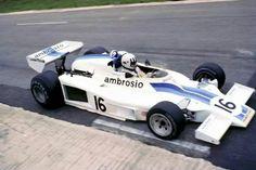 Tom Pryce Shadow DN8 1977 SA