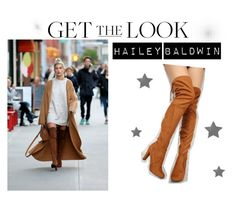 """""""Get the Look: Hailey Baldwin // www.amiclubwear.com"""" by amiclubwear ❤ liked on Polyvore"""