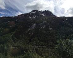 Skagway Train Trip - Mountain