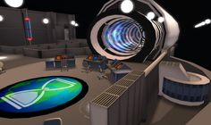 time tunnel models - Google Search
