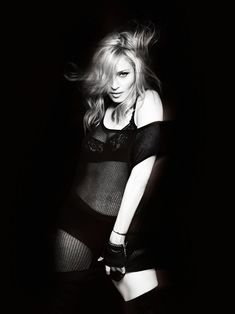 FEATURED PHOTOGRAPHERS: MADONNA FOR MDNA ALBUM BY PHOTOGRAPHERS MERT & MARCUS