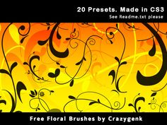 Floral_brushes_preview
