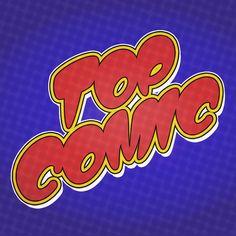Top Comic Font   dafont.com
