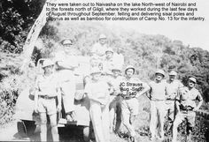JC Strauss camp 13 North of Gilgil Nairobi Nairobi, North West, Wwii, Mount Rushmore, Camping, Mountains, Day, Movie Posters, Travel