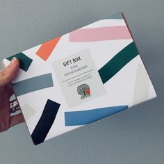 pattern & graphic design by Jessica Nielsen for Babongo soap bars