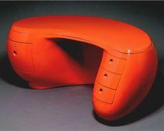 maurice calka - big boomerang desk