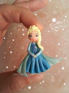 #disney #princess #queen #polymer #clay