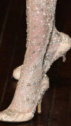Embellished tights