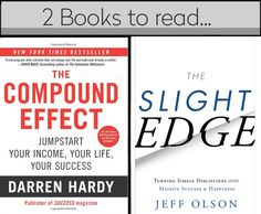 Favorite personal development books