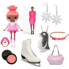 """Swirly figure 8"" by flyingtoaster on Polyvore"