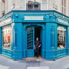 The Most Enchanting Way to See Paris May Be Through Its Colorful Storefronts