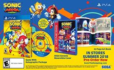 Users who already own Sonic Mania will be able to get the new content of Sonic Mania Plus via a free update. Sega has announced Sonic Mania Plus, a pa. Ps4, Playstation, Xbox One, Sega Genesis, Sonic The Hedgehog Twitter, Sonic Hedgehog, Nintendo Switch, Original Sonic, Youtubers
