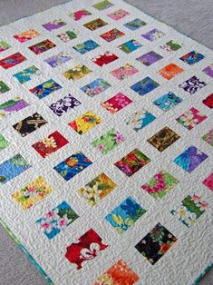 Postcards from Hawaii Pattern - would be a lovely way to showcase those special fabrics