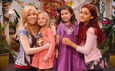 Sophia Grace and Rosie guest star on Nickelodeon's 'Sam & Cat' -- EXCLUSIVE VIDEO