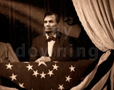 """Images and videos of virtual Abraham Lincoln, created by Emmy winner computer graphics artist Ray Downing. These images and videos appeared on the History Channel special """"Stealing Lincoln's Body"""". History Channel, Us History, History Facts, American History, Abraham Lincoln Pictures, Abraham Lincoln Family, Lincoln Kennedy, America Civil War, American Presidents"""