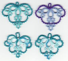My Pretty Weed pendants and pattern