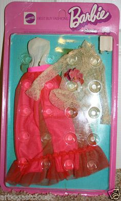 Barbie Doll Mod Halter Dress 8622 Steffie PJ 1972 Mattel Best Buy Fashions | eBay