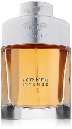 Bentley INTENSE Eau De Parfum Natural Spray 3.4oz / 100ml For Men by Bentley Fragrances [Beauty] by Bentley Fragrances