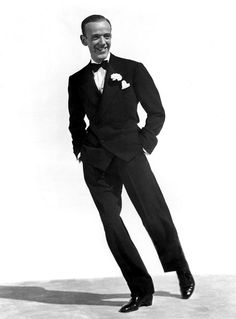todaystie: Fred Astaire born Frederick Austerlitz on May 10, 1899