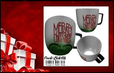 Second Life Marketplace - Cock'Lick'Oh -- [GIFT] Merry Christmas Hot Chocolate