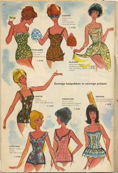 From the summer camping catalog of 1961