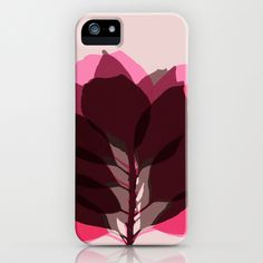 Blossom_Pink - iPhone Case by Garima Dhawan/Society6