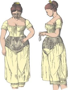 """From a patent application for an """"abdominal supporter"""" for pregnant women, 1876."""
