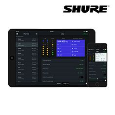 New article on MusicOff.com: ShurePlus Channels App per sistemi wireless. Check it out! LINK: http://ift.tt/1NHyAuw